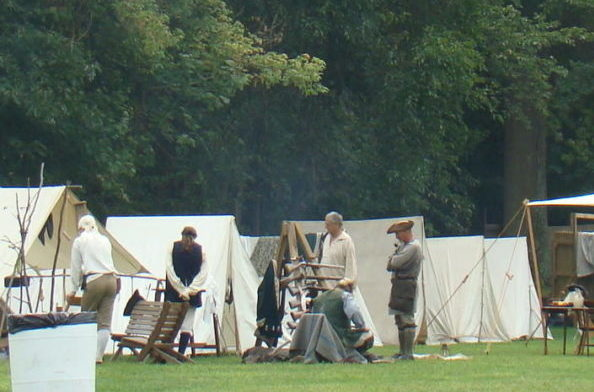 Living History Encampment