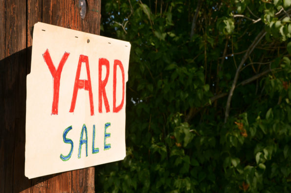 WV's Largest Yard Sale