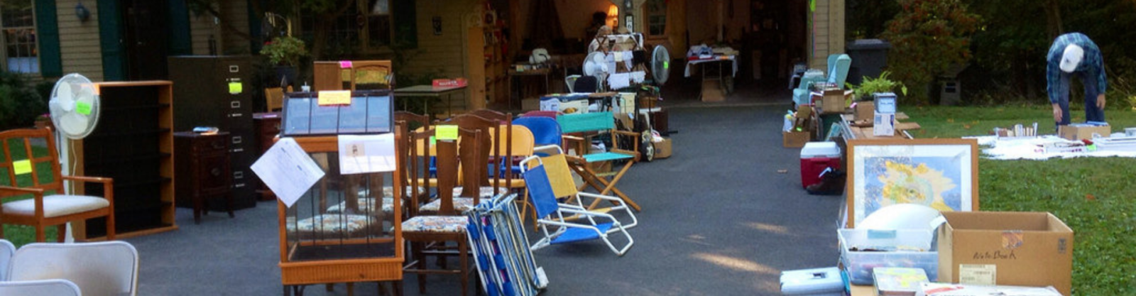 WV's Largest Yard Sale | 2019 – Visit Upshur County